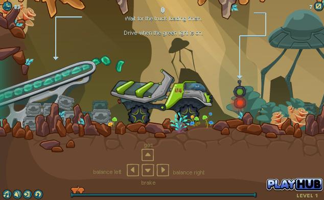 Инопланетный груз