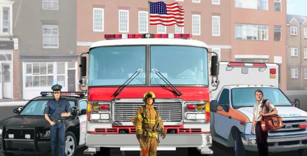 911 Команда спасателей