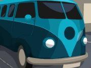 Парковка на бензоколонке