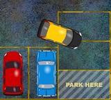 Паркуем правильно машину