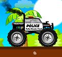 Соревнование полицейских