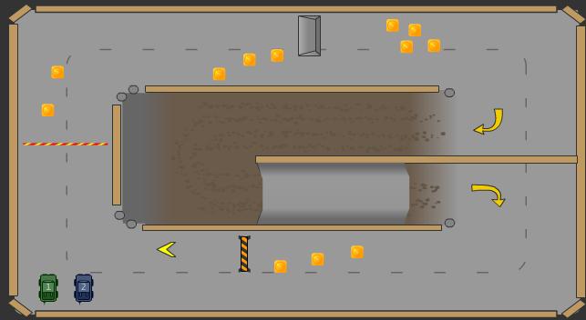 Соревнования грузовиков