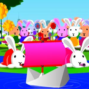 Забавные кролики 4